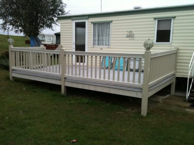 New Caravan Decking For Sale