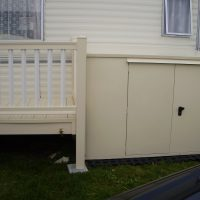 Caravan/ Garden Sheds